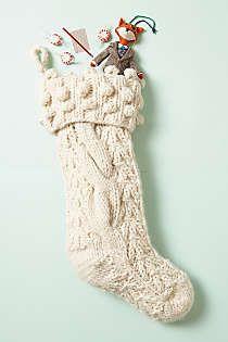 Anthropologie - Sweater Stocking