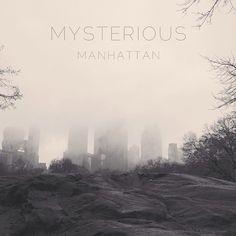 Mysterious Manhattan. #mrbazaartravels