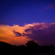 Clouds. Fresno CA right as rayne photography