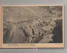 BOLCK CON 18 POSTALES. VALLS D'ANDORRA. (CLAVEROL). ANDORRA LA VELLA, ESCALDES, CANILLO, ORDINO... - Foto 2 Andorra, Grand Canyon, City Photo, Nature, Travel, Vintage Postcards, Antique Photos, Naturaleza, Viajes