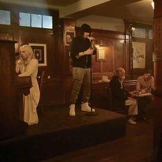 Eminem nd Skylar opened the show MTV EA 2017!! #REVIVAL