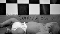 Tutorial: How to Make a Checkerboard (Infant Stimulation)