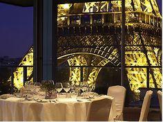 Pullman Paris Tour Eiffel - Eiffel Tower (15th) Restaurant