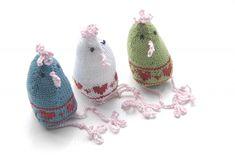 Rowan Easter Chicks free knitting pattern download