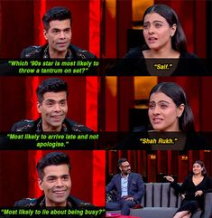 """16 Moments From Kajol And Ajay Devgn's """"KwK"""" Episode That Were Either Banterous Or Just Plain Mean"""