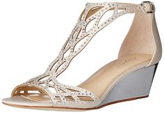 Imagine Vince Camuto Women's Jalen Wedge Sandal ** See this great product.