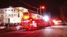 One injured in apartment fire near San Jose State #inthenews