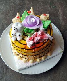 Beautiful Birthday Cakes, Birthday Cake Decorating, Wonderful Recipe, Stunningly Beautiful, Decorating Ideas, Inspire, Baking, Kitchen, Desserts