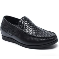 2f8cee0d0db CHAMARIPA - Handmade Slip-On Casual Elevated Shoes- Inches Taller - Soft  cow leather upper. New Stylish  Comfortable