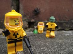 LEGO: Hazmat Zombie by ~Jennatrixx on deviantART