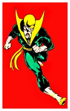 Iron Fist by John Byrne Comic Book Artists, Comic Book Characters, Marvel Characters, Comic Books Art, Comic Art, Marvel Comics, Marvel Comic Universe, Marvel Heroes, Luke Cage Iron Fist