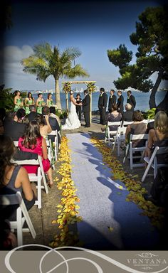 Ceremony flowers by Artistic Florals at Bali Hai. Out Of This World, Beautiful Beaches, Over The Years, Florals, Bali, Dolores Park, Scenery, Wedding Ideas, Culture