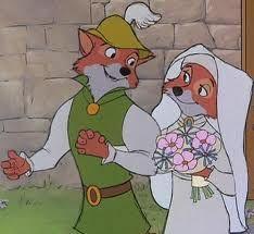 *ROBIN HOOD & LADY MARIAN ~ Robin Hood, 1973