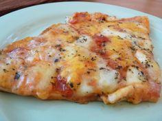 Pizza quatre fromages