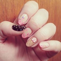 Ice Cream Designs for Nails 4