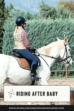 This blog post is basically about what to expect when you go back to riding horses after you have a baby. I share my experience and things you may experience. Congrats on your bundle of joy. My boy is almost 3 years now and he is my little buddy.