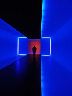 The Light Inside  By James Turrell  Museum of Fine Arts, Houston