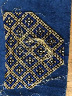 Betta, Bohemian Rug, Rugs, Norway, Diva, Home Decor, Hardanger, Lace, Embroidery