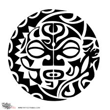 Image result for tattoo of sun moon                                                                                                                                                                                 More