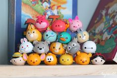 Tsum Tsum Squishy Disney http://heydeerlili.blogspot.fr/