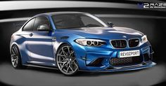 RevoZport's 480 PS BMW M2 Will Eat M4s For Breakfast #BMW #BMW_M2