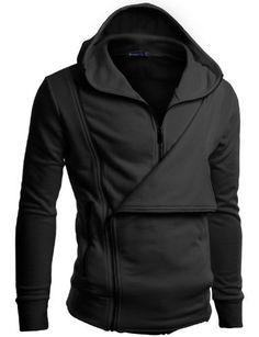 Doublju Mens hoodie Jumper with Side Zipup, http://www.amazon.com/dp/B009FW2ELC/ref=cm_sw_r_pi_awd_vNEusb0TX3PW2