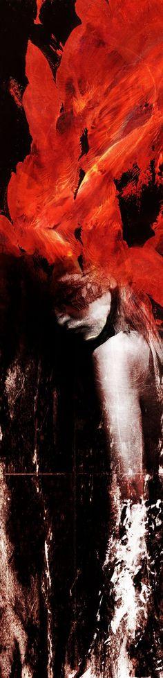 """fire lass"" | TALONABRAXAS on DeviantArt"