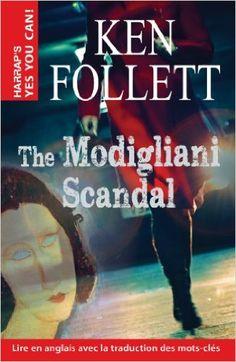 Amazon.fr - The Modigliani scandal - Ken Follett - Livres
