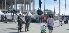 """Ameaça terrorista na Rio-2016: quem são os chamados """"lobos solitários""""? - 05/08/2016 - UOL Olimpíadas"""