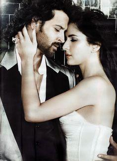 Bollywood, Tollywood & Más: Hrithik Roshan and Katrina Kaif Harpers Bazaar