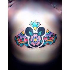 """""""Done by tattoo artist @alexstrangler go follow! #disneytattoos #disneytattoo #disneytatts #disney #disneyland #disneyworld #instadisney #ilovedisney…"""""""