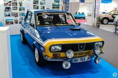 Grand Format : Epoqu'Auto 2015 - News d'Anciennes Renault Sport, Audi Sport, Sport Cars, French Classic, Classic Cars, Vintage Racing, Vintage Cars, My Dream Car, Dream Cars