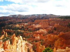 """Take this information with you on your trip. Print or Download my FREE Trailstarter Guide Here! Words truly do not describe the views you will encounter in Bryce Canyon National Park. Overlook this land of """"hoodoos"""", or pillars of rock, that fill the canyon and ignite your imagination. Stop at the many viewpoints to get …"""