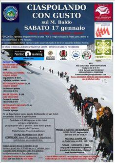 Ciaspolando con Gusto sul Monte Baldo, sabato 17 Gennaio @gardaconcierge