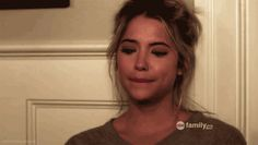 Cry because Pretty Little Liars isn't on.