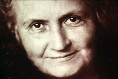 Dokument o Marii Montessori a jej diele.