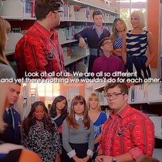 red is our color for victory glee Best Tv Shows, Best Shows Ever, Favorite Tv Shows, Glee Memes, Glee Quotes, Glee Season 6, Rachel And Finn, Finn Hudson, Glee Club