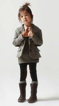 #children #fashion #blazer #sweater #boots