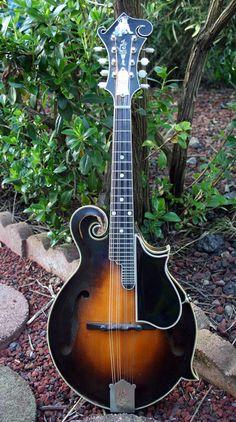 David Grisman's Gibson F5 Mandolin #71635 Signed by Lloyd Loar December 20, 1922