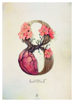 imgfave - amazing and inspiring images. Something like this but the number 13
