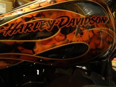 Just Got New Paint Job. Need ADVICE On Something! - Page 2 - Harley Davidson Forums