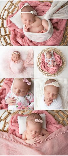 36a83024139 Beautiful newborn photography. Baby girl newborn photo shoot. Amanda Haddow  Photography. Newborn Photographer.