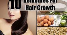 Homemade Treatment For Hair Growth