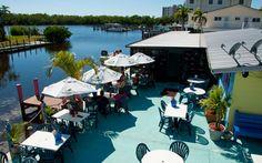 Seafood Restaurant, Boat Access - Bonita Beach, Fort Myers Beach, Sanibel, Florida - The Fish House Restaurants (239) 472-7770