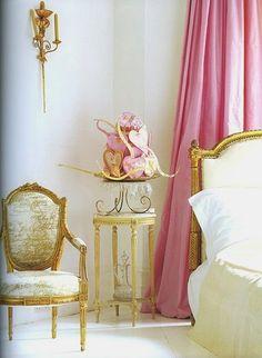 The Glam Pad: 35 Feminine Pink Bedrooms