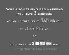 I'll choose strength.