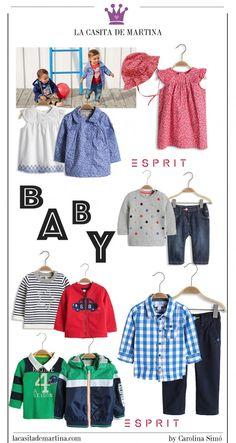 ♥ ESPRIT Primavera Verano 2015, moda infantil para cualquier ocasión ♥ : ♥ La casita de Martina ♥ Blog de Moda Infantil, Moda Bebé, Moda Premamá & Fashion Moms