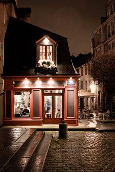 Cafe Bablon in Rennes, France