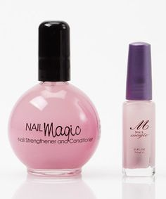 21e2e4767253 Love this Nail Magic Nail Hardener  amp  Conditioner on  zulily!   zulilyfinds Hard