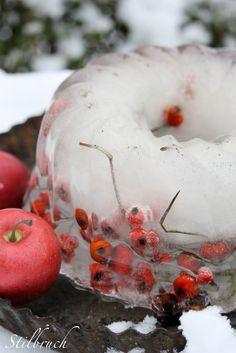 Stilbruch: Schneegestöber